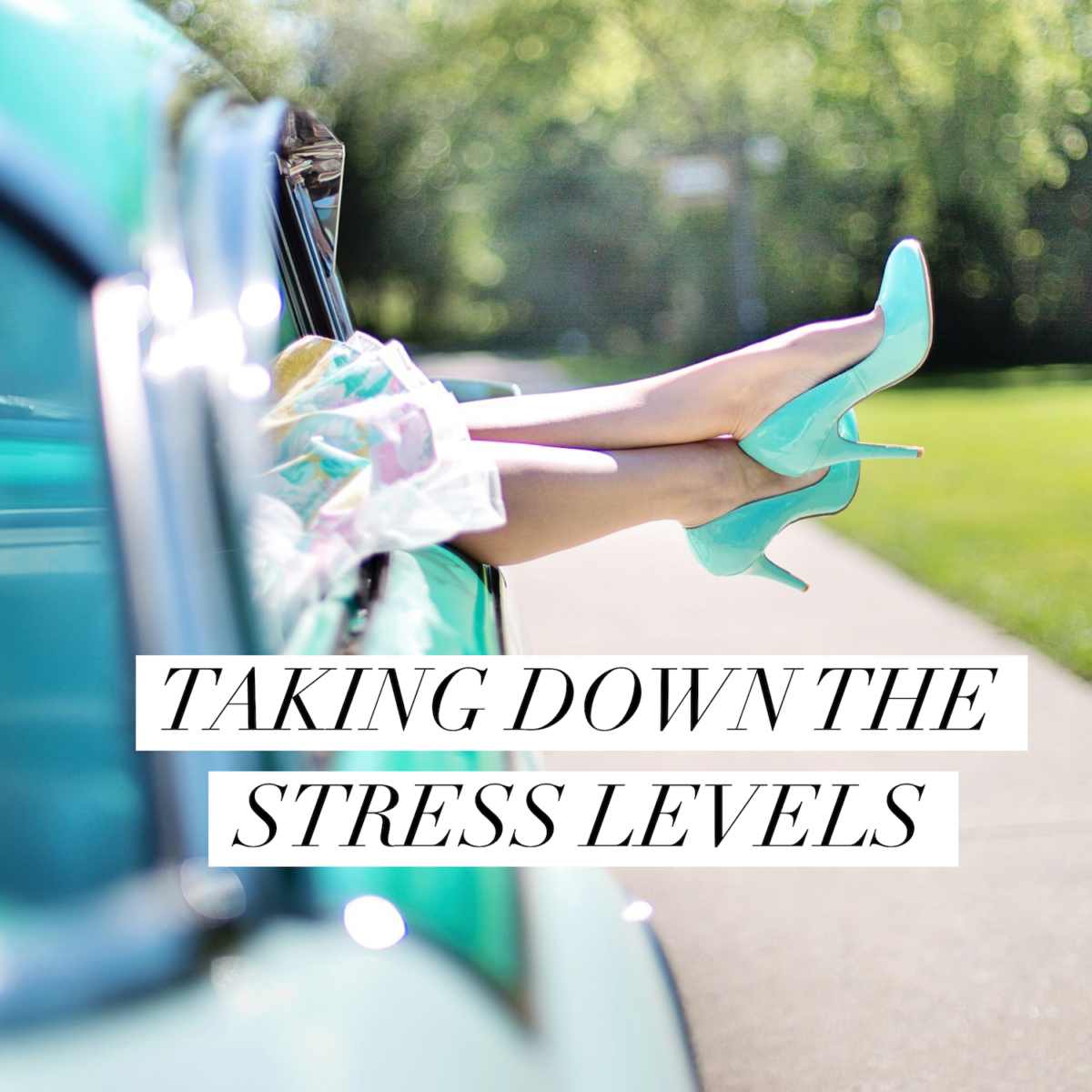 5 ways to lower stress levels
